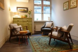 Islington Therapy rooms to hire